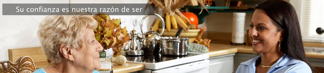 Servicios domésticos en Barcelona